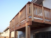 Trex Deck Wood Builder Patio House California MLW Construction Michael Walter Mike Anaheim, Yorba Linda Orange Placentia Diamond Bar Covina Chino Hills Walnut Brea balcony fences decks custom gazebos patio covers