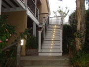 Trex Deck Wood Builder Patio House California MLW Construction Michael Walter Mike Anaheim, Yorba Linda Orange Placentia Diamond Bar Covina Chino Hills Walnut Brea balconies fences decks custom gazebos patio covers stairs
